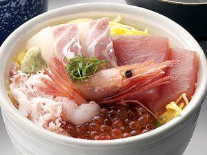 海鮮丼(ランチのみ)