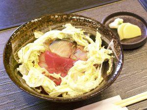 松前海鮮丼