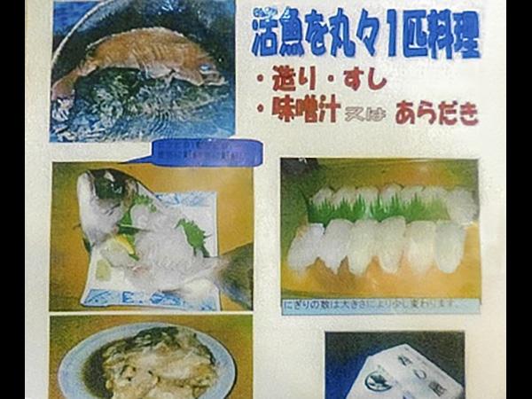 敦賀真鯛三昧